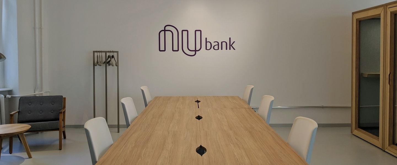 Escritório do Nubank em Berlim.